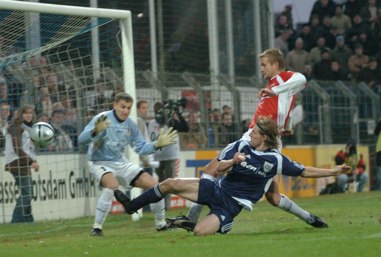 SV Babelsberg 03 - 1.FC Union Berlin