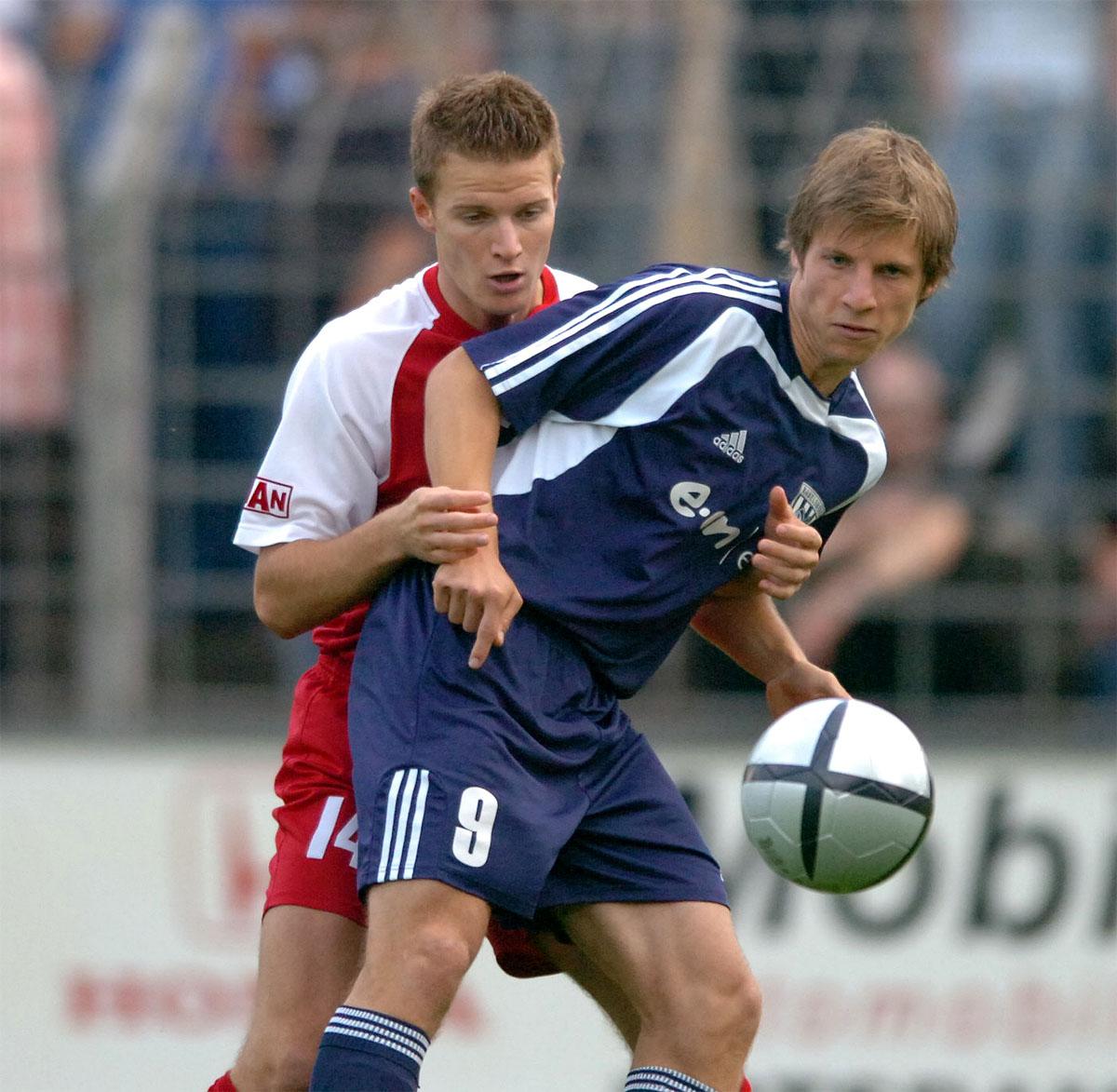 SV Babelsberg 03 - Berliner AK